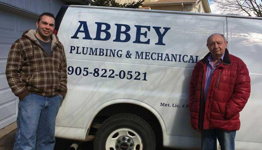 abbey plumbing