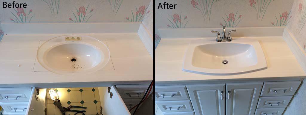 Abbey Plumbing Sink