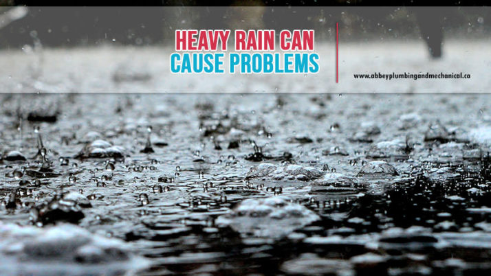 Pipe Up: Prepping Your Plumbing for Heavy Rain