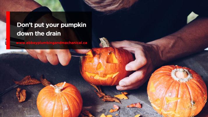 Seven Halloween Plumbing Tips